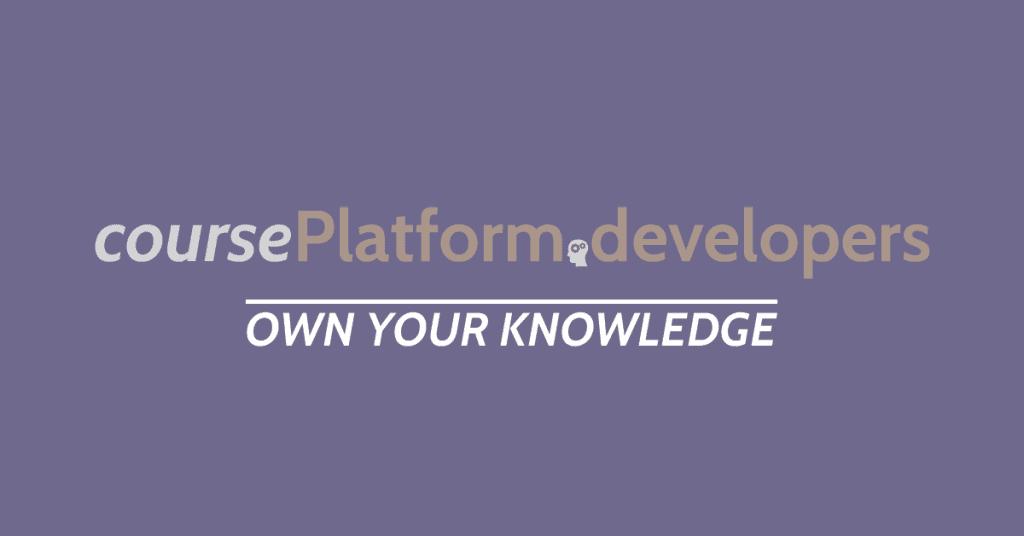 coursePlatform.dev Social Default Image